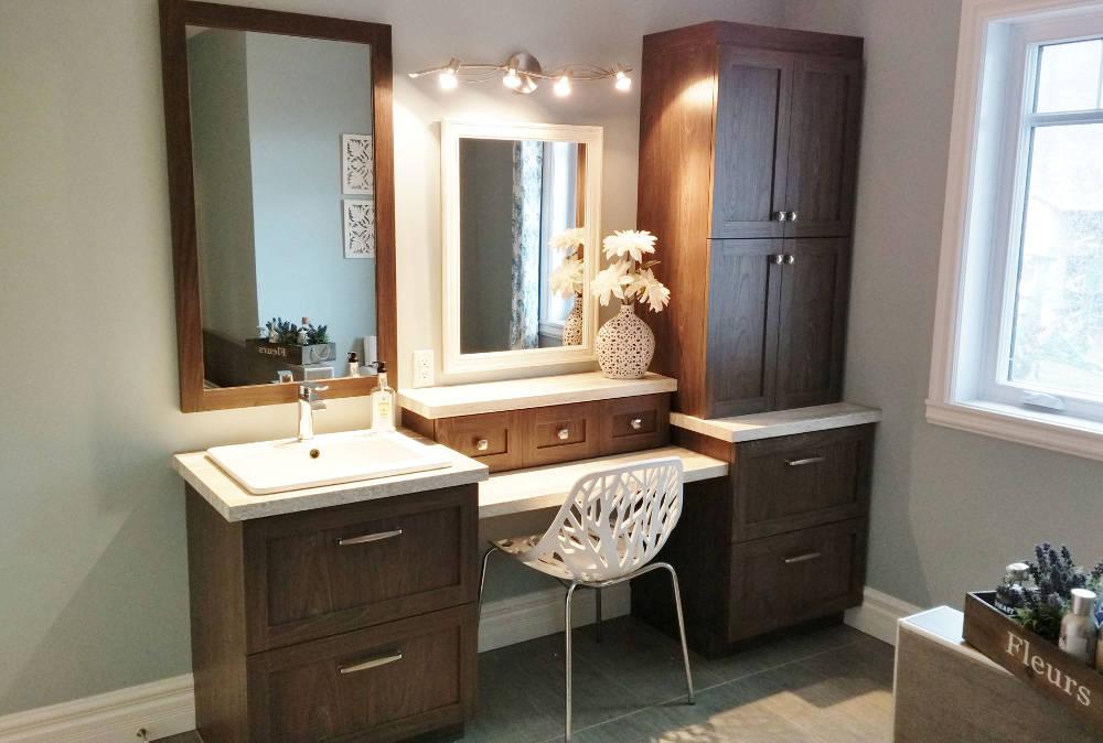 Vanité de salle de bain et meuble de salle de bain
